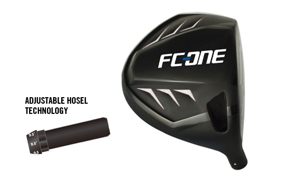 FC-One Adjustable Driver