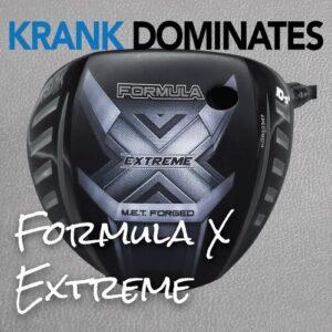 KRANK FORMULA X DRIVER