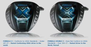 Krank Golf Extreme Driver Heads